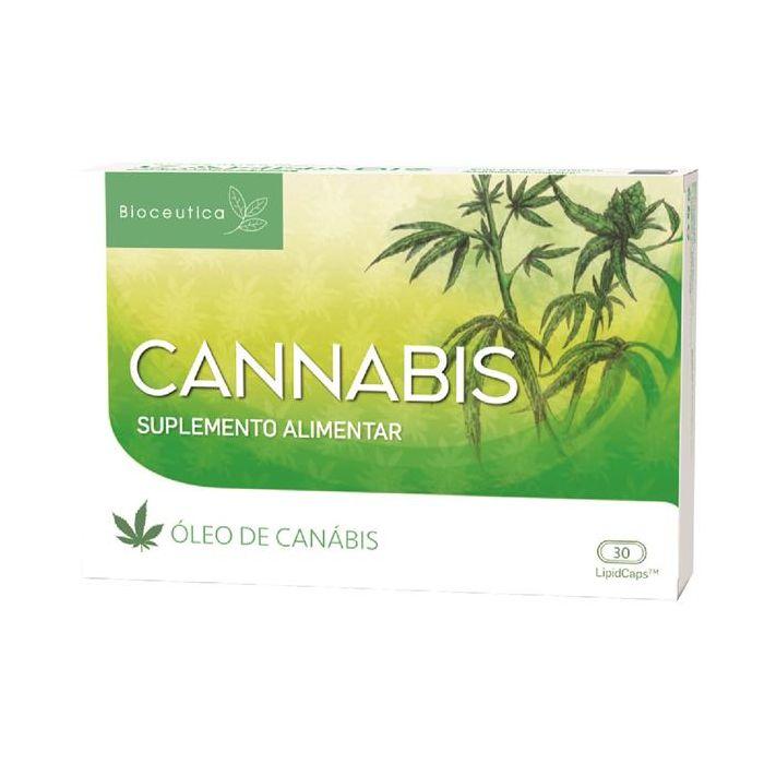 Óleo De Cannabis Cápsulas