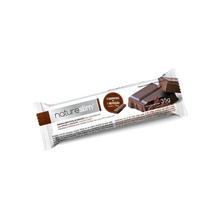 Barra Substituta De Refeição Chocolate