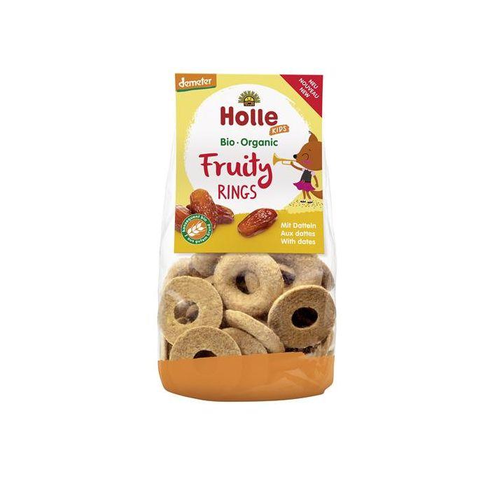 Fruity Rings - Snack Rodelas Tâmaras Bio