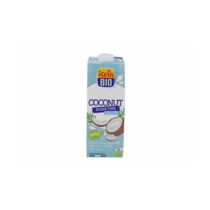 Isola Bio Bebida Coco S. Açúcar 1L