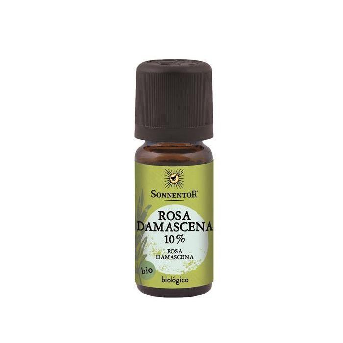 Óleo Essencial Bio Rosa Damascena 10%