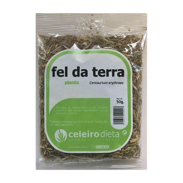 Chá Fel-Da-Terra