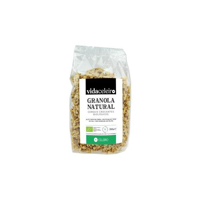 Granola De Aveia Crocante Bio