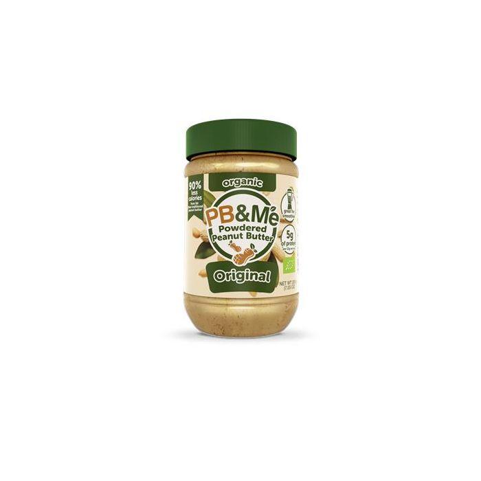Manteiga Amendoim Em Pó Bio - Original