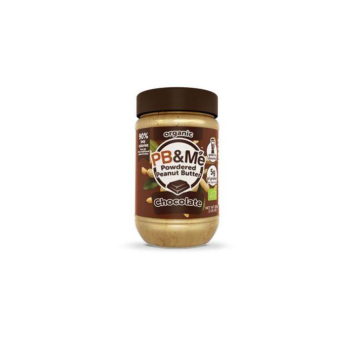 Manteiga Amendoim Em Pó Bio Chocolate