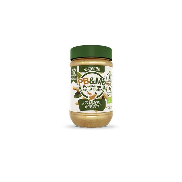 Manteiga Amendoim Em Pó Bio Sem Adição Açúcar