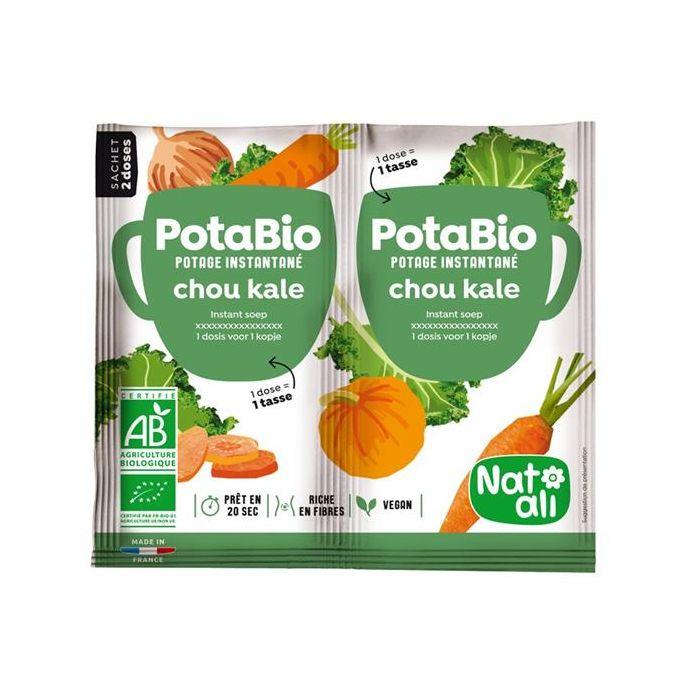 Sopa Couve Kale Bio Instantânea