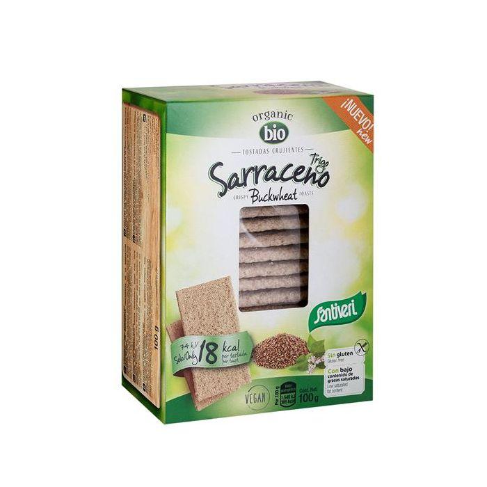 Tostas De Trigo Sarraceno