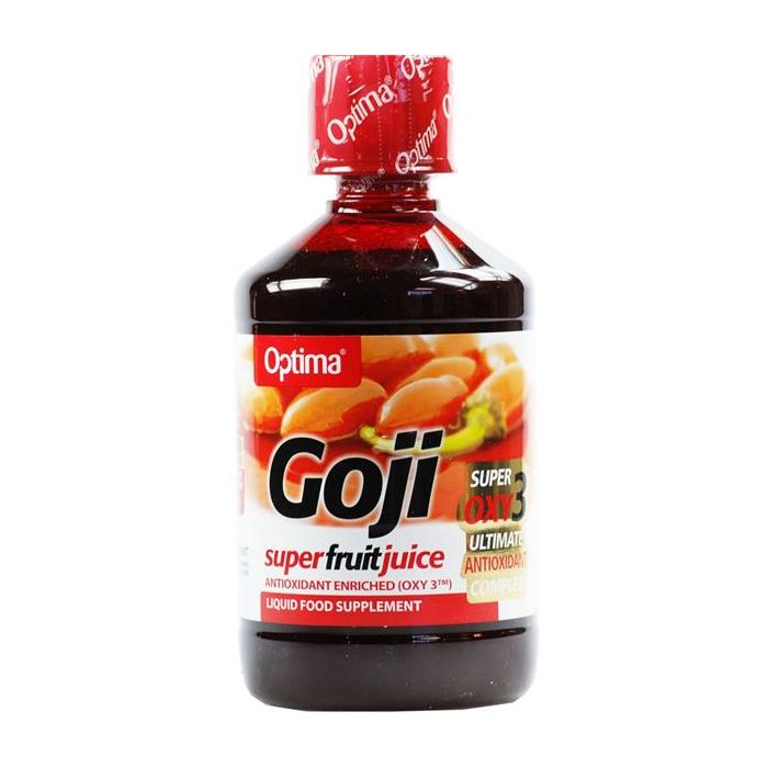 Sumo Bagas Goji-Suplemento Alimentar Líquido