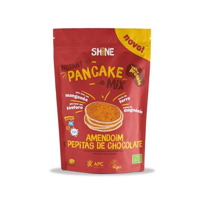Mix Panqueca Inst. Bio Sem Glúten Amendoim Chocolate