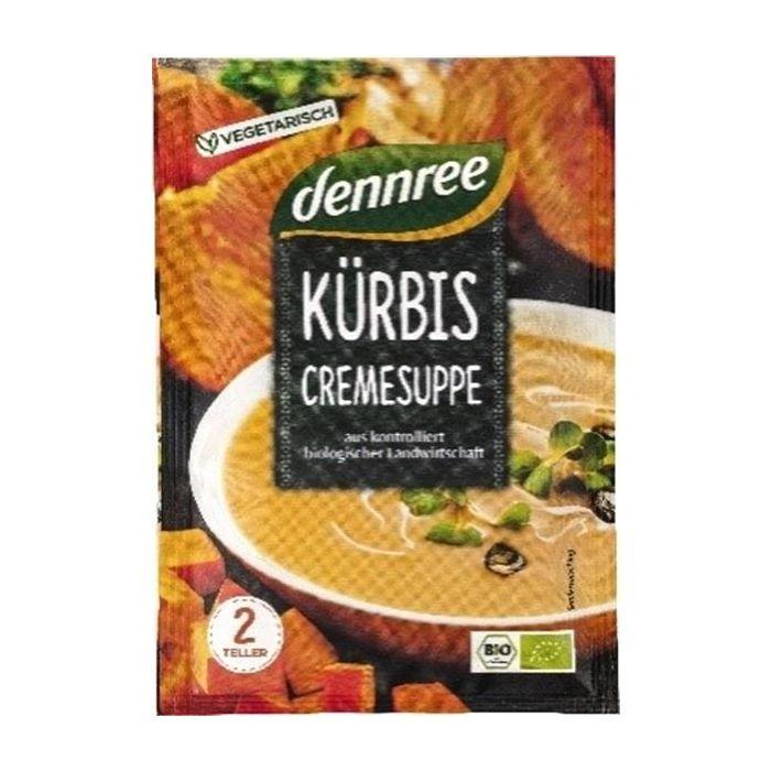Dennree Sopa Creme De Abóbora Bio 40G