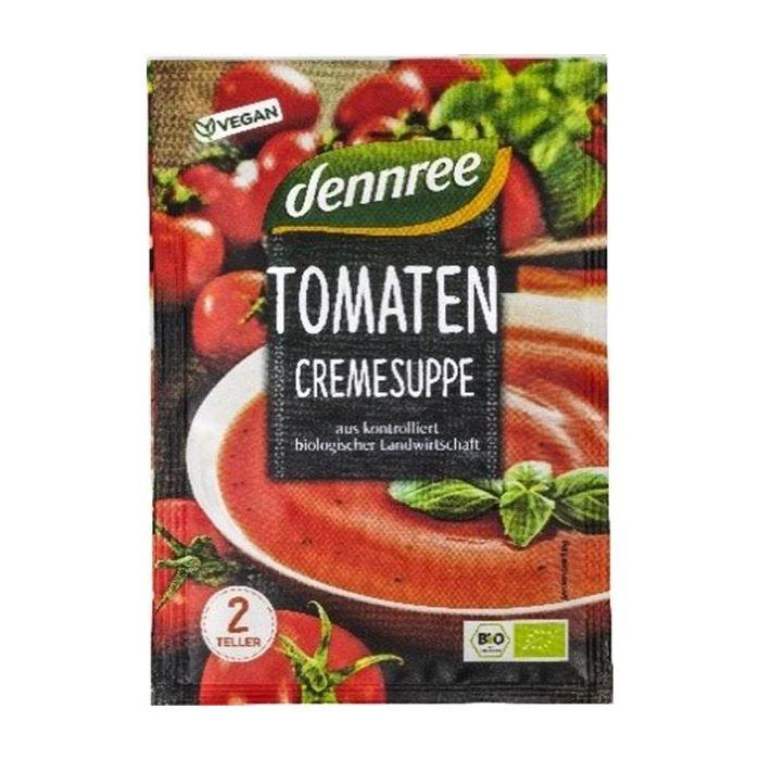 Dennree Sopa De Tomate Bio 40G