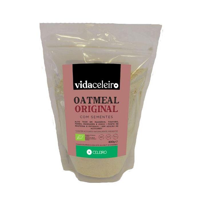 Oatmeal Original Sementes Sem Glúten