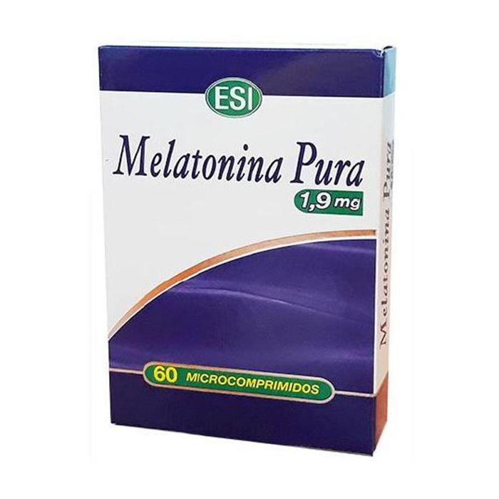 Melatonina Pura 1,9 Mg