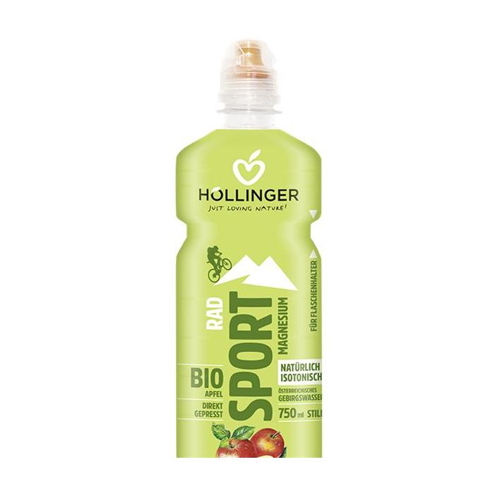 Bebida Isotónica Biológica Sumo De Maçã