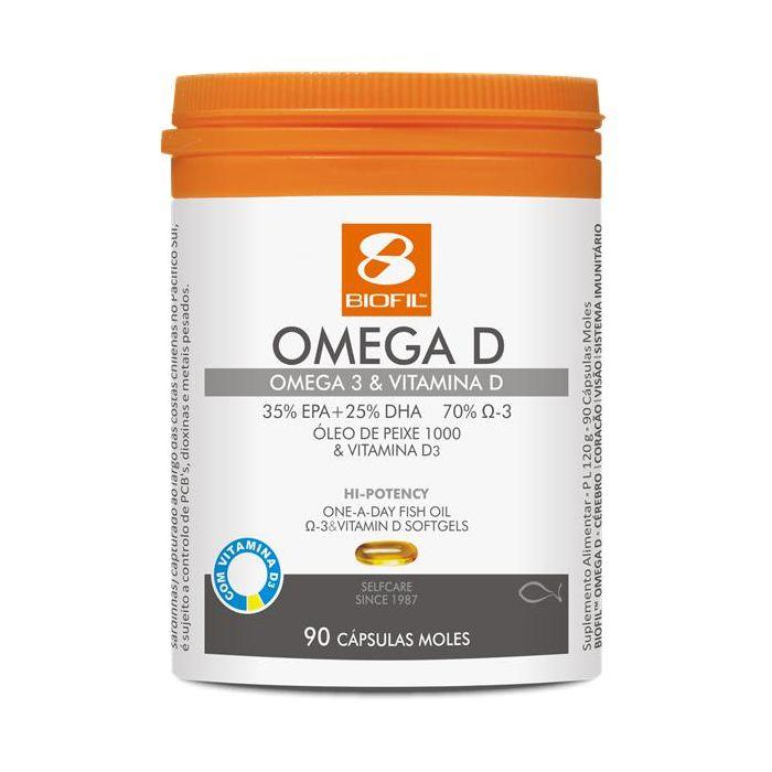 Omega 3 E Vitamina D