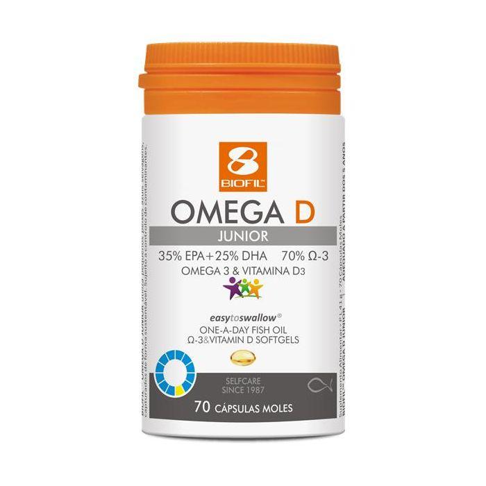 Ómega 3 E Vitamina D3