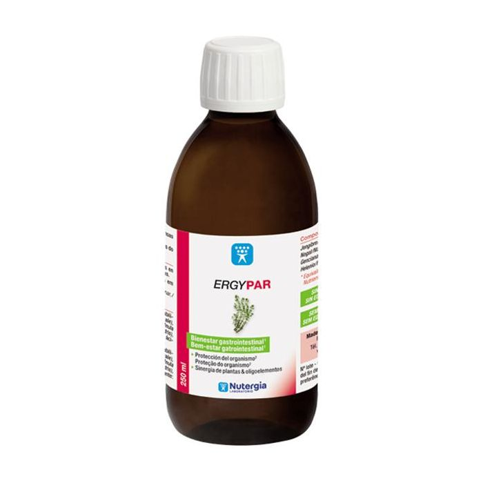 Ergypar Gastrointestinal - Suplemento Alimentar Líquido