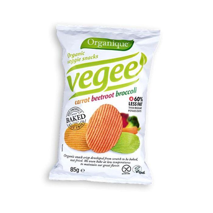 Aperitivo Snack À Base De Mistura De Vegetais Bio