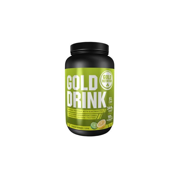 Goldrink Frutos Goldnutrition - Limão