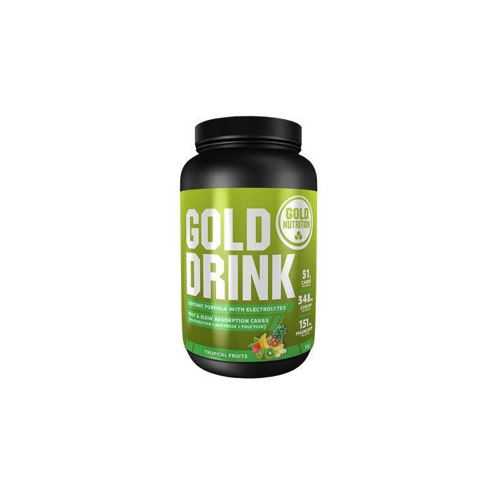 Goldrink Goldnutrition - Frutos Tropicais
