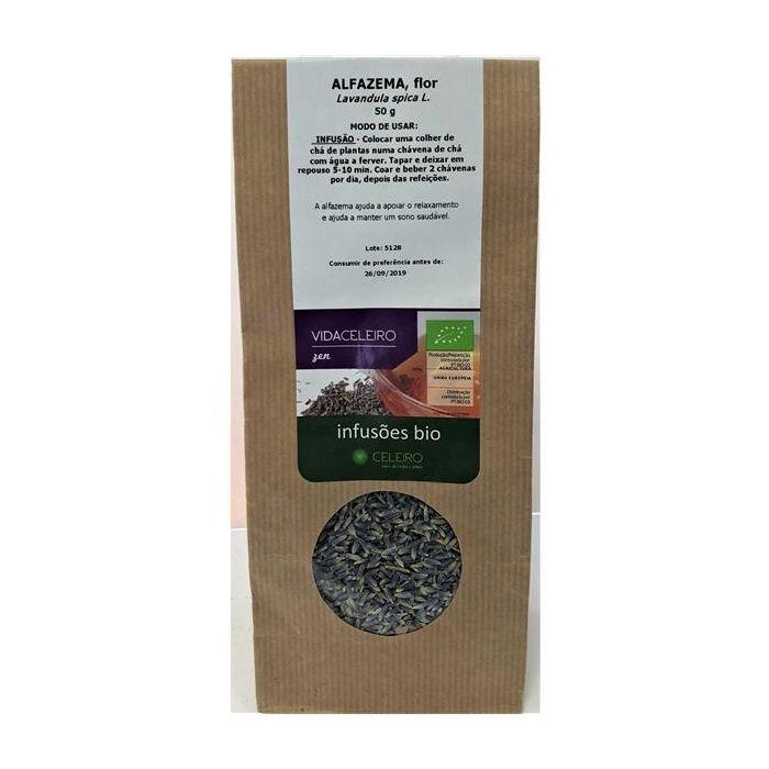 Chá Alfazema Bio