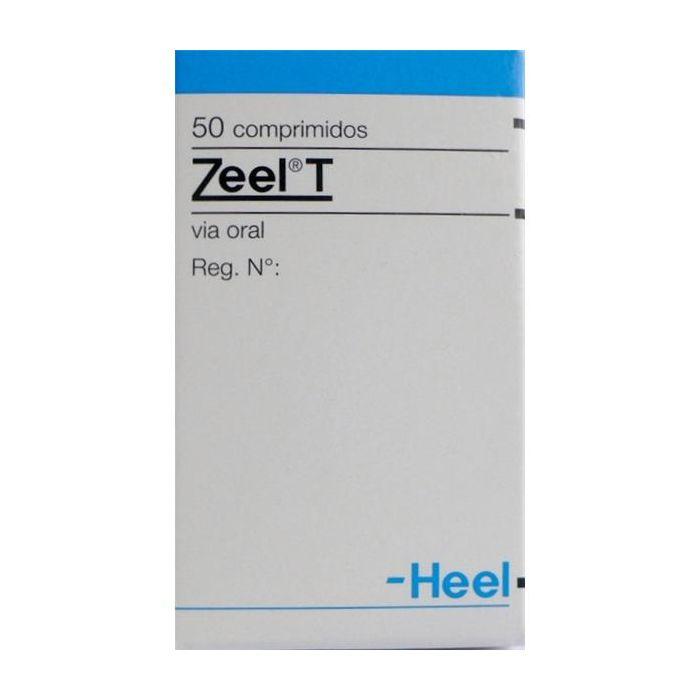 Zeel T Comprimidos