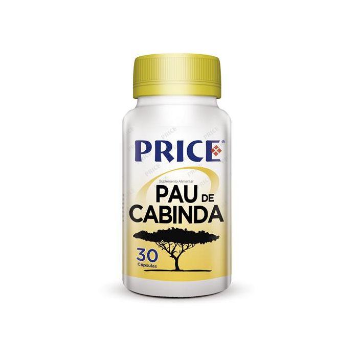 Pau De Cabinda