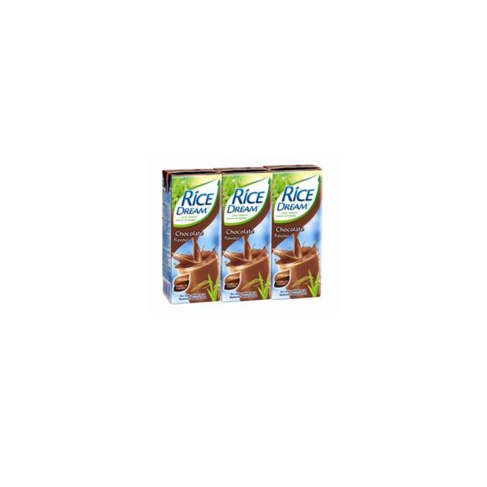 Bebida De Arroz Com Chocolate (Pack 3)