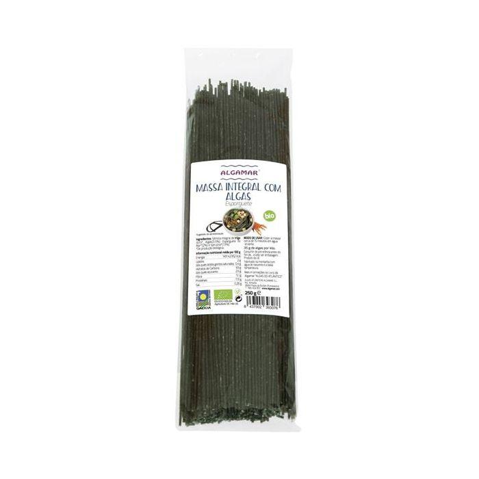 Massa Integral Com Algas - Esparguete Bio