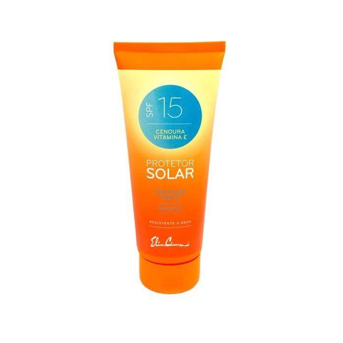Protetor Solar Cenoura Fp15