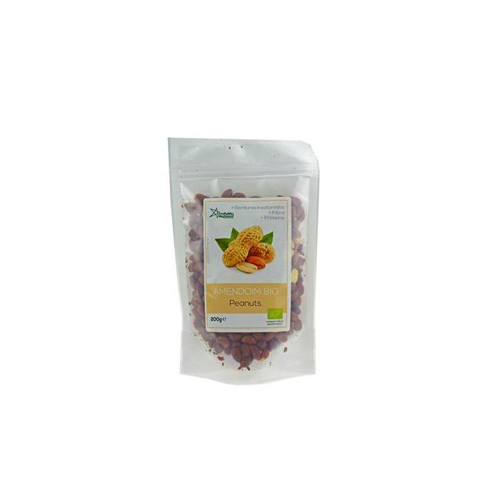 Amendoim C/Pele Tostado Bio