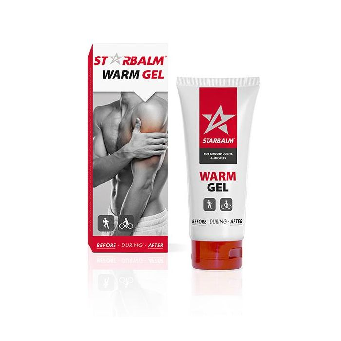 Star Balm Warm Gel