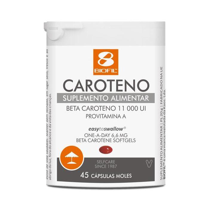 Vitamina A 10000 Betacaroteno