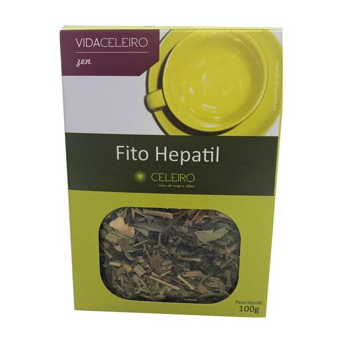 Chá Fito Hepatil