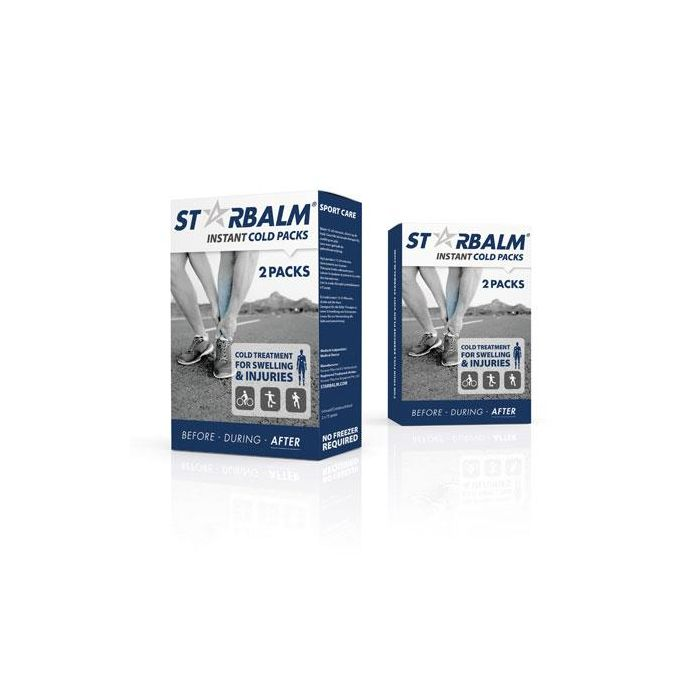 Star Balm Fast Cold Packs