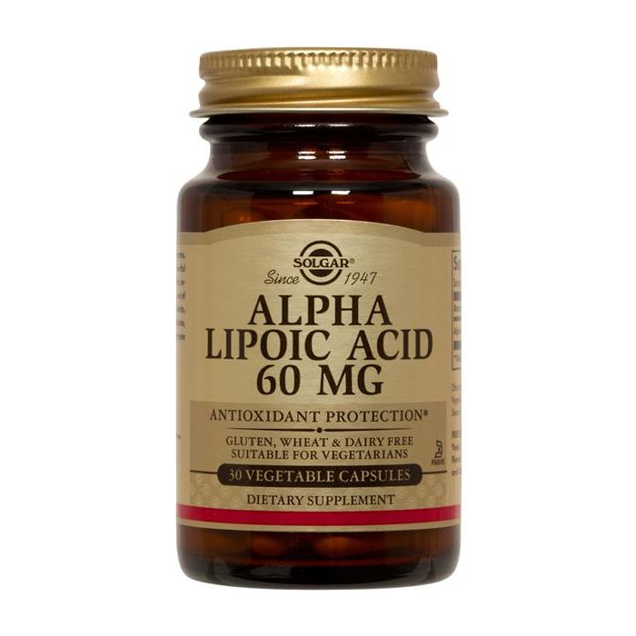 Ácido Alfa-Lipóico