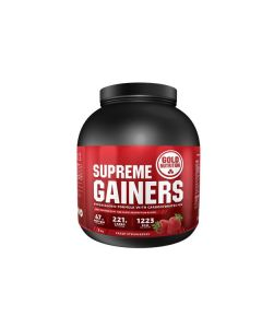 Supreme Gainers Goldnutrition - Morango