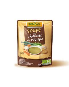 Sopa Legumes Bio Pacote