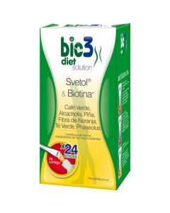 Diet Solution Svetol + Biotina