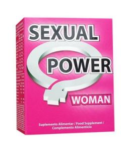 Sexual Power Woman