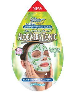 Máscara Facial Toalhete Aloé+Chá Verde