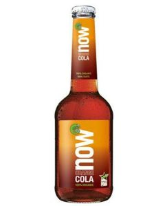 Refrigerante Bio Now Orange Cola