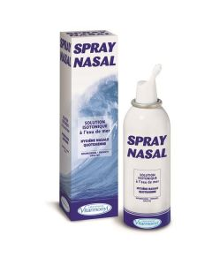 Spray Nasal Água Do Mar