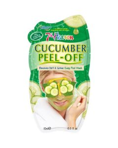 Máscara Facial Peel-Off Pepino