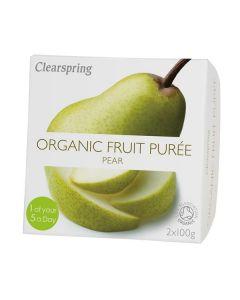 Pure Fruta Pera Bio