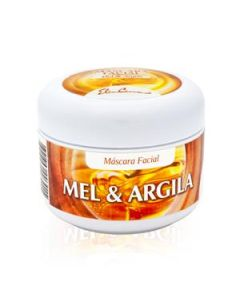 Máscara Facial Mel&Argila