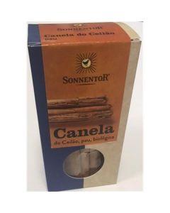 Canela Do Ceilão Em Pau Biológica - Cinnamomum Verum