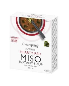 Sopa Instantânea Miso C/Algas