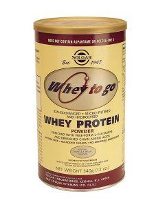 Whey To Go Proteina Em Pó Baunilha